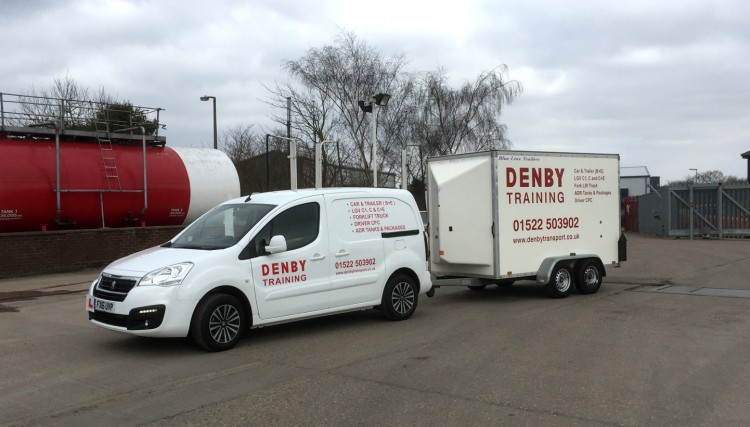 Car and Trailer Driver Training & Test (Category B+E)