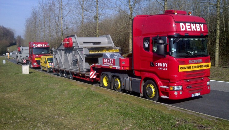 Abnormal loads services