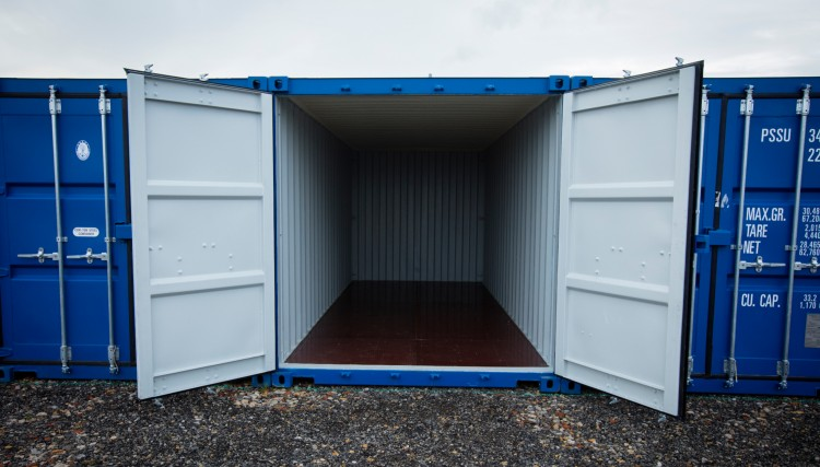 20ft Containers available