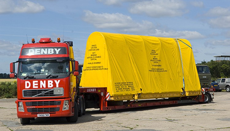 Heavy Haulage - Wafer Deck Trailer